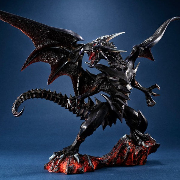 Yu-Gi-Oh Duel Monsters MEGAHOUSE ART WORKS MONSTERS Red-eyes Black Dragon