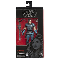 Star Wars The Black Series Cara Dune (The Mandalorian) 6-Inch Action Figure