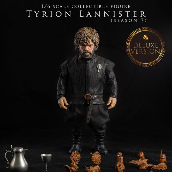 Threezero Game of Thrones Tyrion Lannister (Deluxe version)