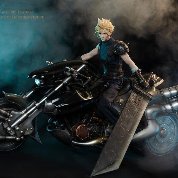 Game Toys Fantasy Warrior Cloud Strife Deluxe Edition 1/6