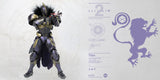 ThreeA DESTINY 2 TITAN GOLDEN TRACE SHADER 1/6th Scale Collectible Figure