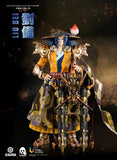 Threezero Honor of Kings LIU BEI 1/12 Collectible Action Figures