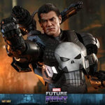 Hot Toys Marvel Future Fight The Punisher War Machine Armor 1/6 Scale Action Figure