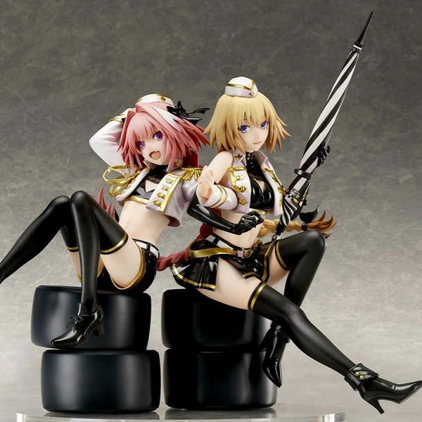 PLUS ONE Fate/Apocrypha Jeanne d'Arc&Astolfo TYPE-MOON Racing ver.