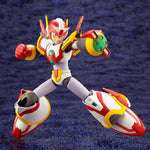 MEGA MAN X FORCE ARMOR RISING FIRE VER PLASTIC MDL KIT