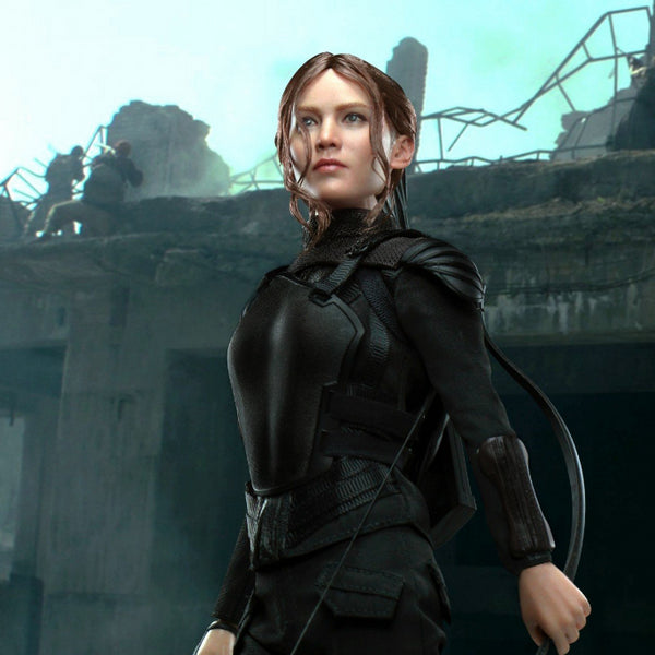 Star Ace Toys The Hunger Games Katniss Everdeen 1/6 Scale Action Figure