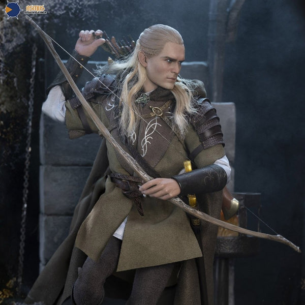 Asmus Toys [ASM-LOTR029] Legolas at Helm's Deep 1/6 Scale