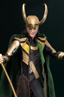 Kotobukiya MARVEL AVENGERS MOVIE LOKI ARTFX STATUE