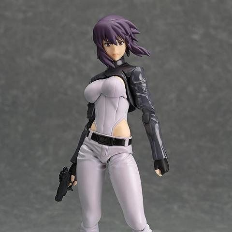 Figma No.237 Ghost In The Shell Stand Alone Complex Motoko Kusanagi: S.A.C.ver.