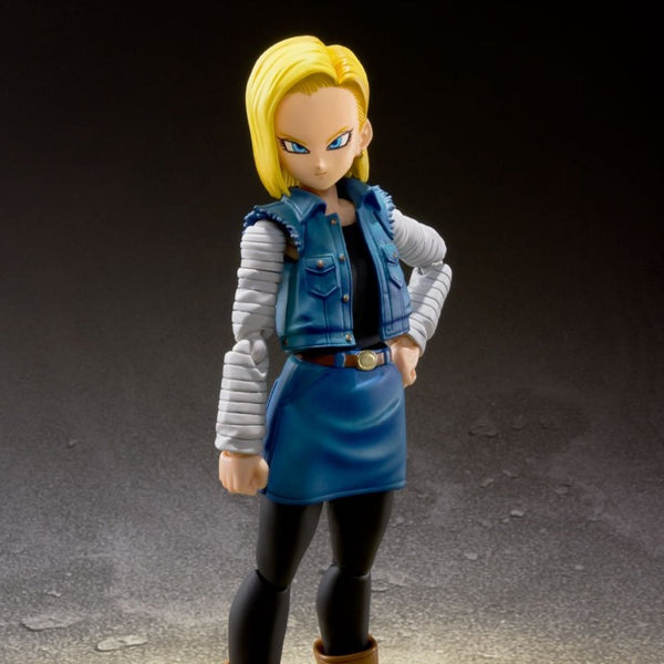 S.H.Figuarts ANDROID 18 -Event Exclusive Color Edition