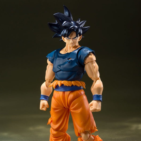 "S.H.Figuarts SON GOKU Ultra Instinct ""Sign"" -Event Exclusive Color Edition"