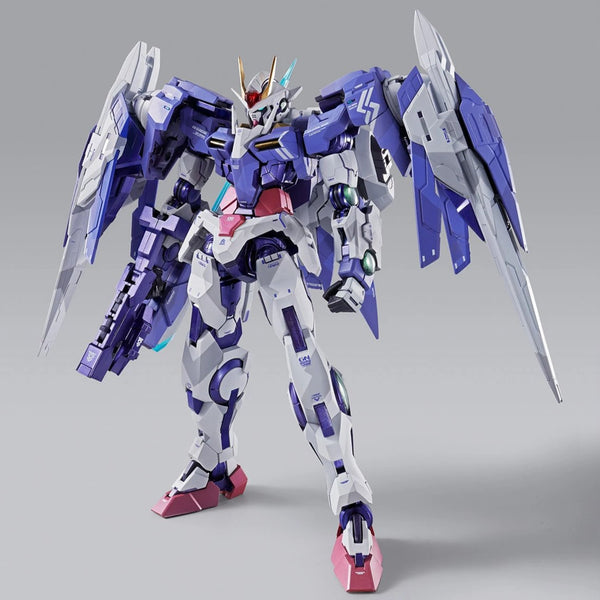 MOBILE SUIT GUNDAM 00 METAL BUILD 00-RAISER DESIGNER'S BLUE Ver.