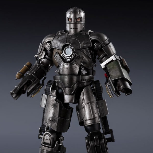 S.H.Figuarts Iron Man Mk-1  (Birth of Iron Man) Exclusive