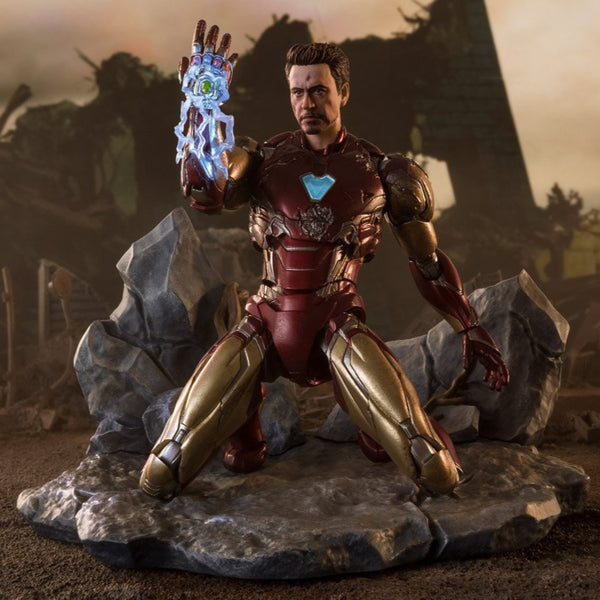 S.H.Figuarts Iron Man Mk-85 -《I AM IRON MAN》 EDITION (Avengers: Endgame) Exclusive