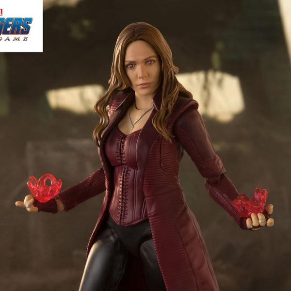 S.H.Figuarts Scarlet Witch (Avengers: Endgame) Exclusive