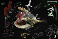Asmus Toys DMC001LUX The Devil May Cry Series The Dante 1/6 Scale Action Figure Luxury Edition
