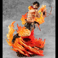 "MEGAHOUSE ONE PIECE Portrait.Of.Pirates ""NEO-MAXIMUM"" PORTGAS・D・ACE 15 th LIMITED Ver."