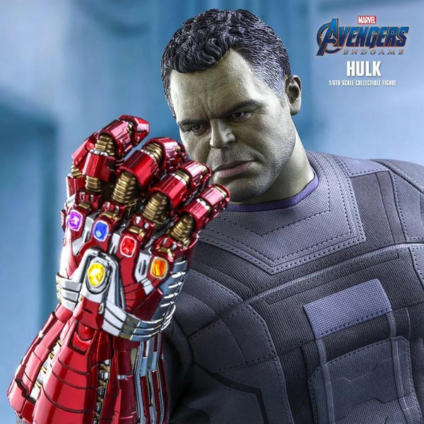 Hot Toys Movie Masterpiece Avengers: End Game -Hulk 1/6 Scale