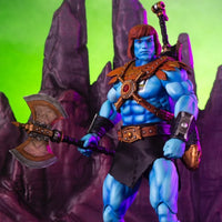 Faker 1 6 Scale Collectible Figure Mondo Tees Masters of The Universe