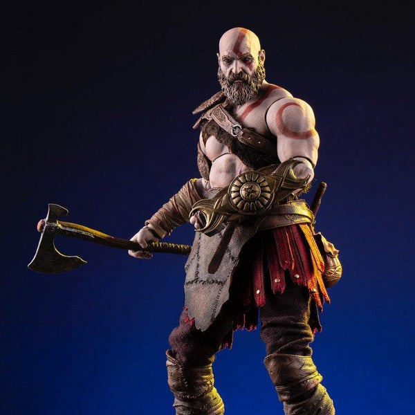 Mondo God Of War Kratos 1/6 Scale Deluxe Figure