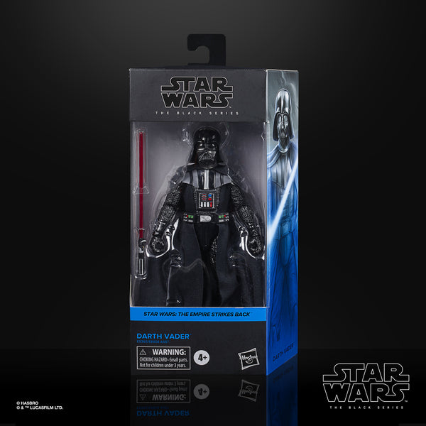 Star Wars The Black Series Darth Vader (The Empire Strikes Back) 6-Inch Action Figure