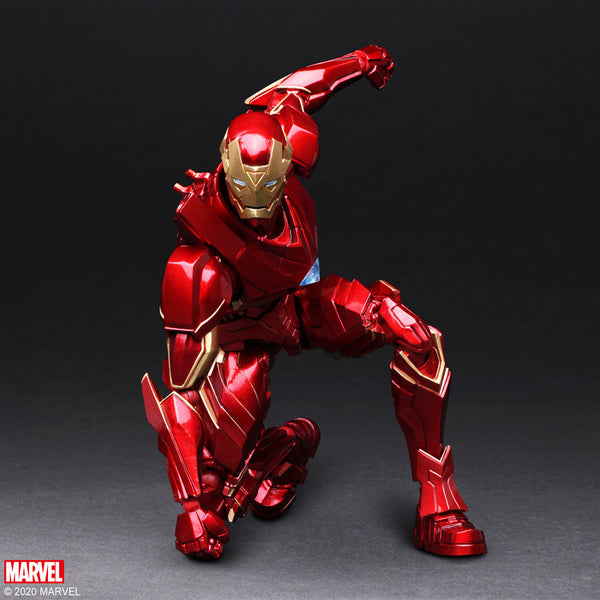 BRING ARTS MARVEL UNIVERSE VARIANT IRON MAN