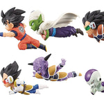 Dragon Ball Z World Collectable Figure WCF Vol.1 Set of 6 Figures