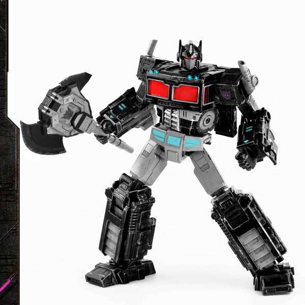 THREEZERO TRANSFORMERS WAR FOR CYBERTRON NEMESIS PRIME PX DLX