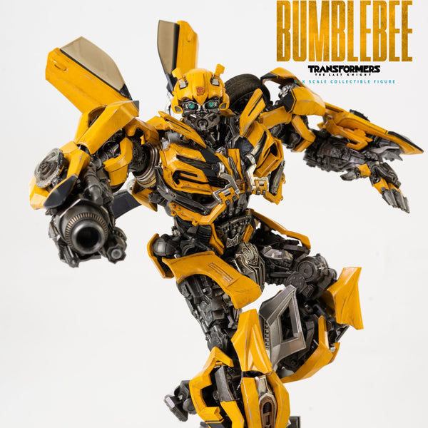 THREEZERO TRANSFORMERS LAST KNIGHT BUMBLEBEE DLX SCALE