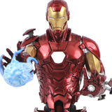 MARVEL COMIC IRON MAN BUST