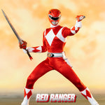 MIGHTY MORPHIN POWER RANGERS RED RANGER 1/6 SCALE