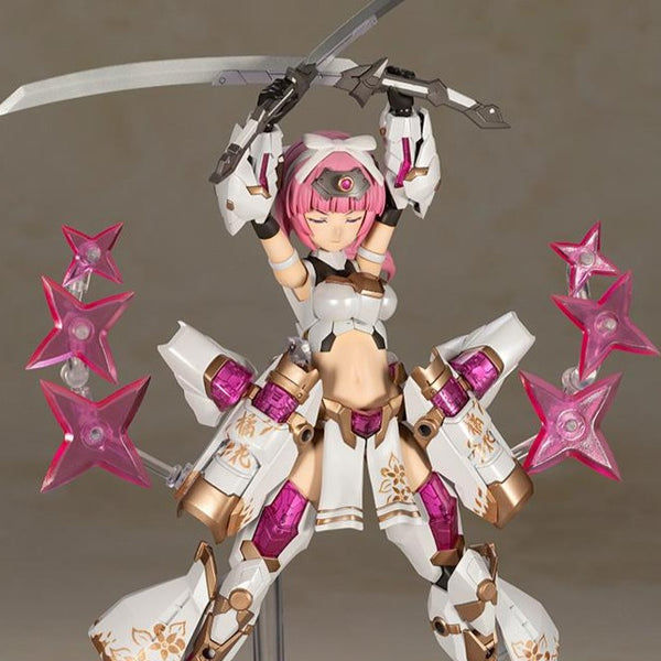 FRAME ARMS GIRL MAGATSUKI KIKKA PLASTIC MODEL KIT