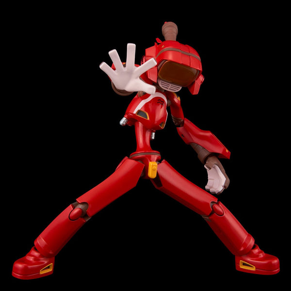 FLCL CANTI PX ACTION FIGURE RED VERSION