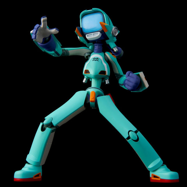 FLCL CANTI PX ACTION FIGURE BLUE VERSION