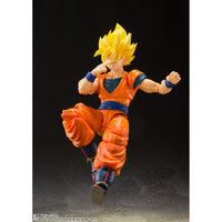 DBZ SUPER SAIYAN FULL POWER SON GOKU S.H.FIGUARTS