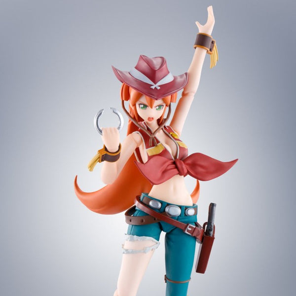 BACK ARROW ELSHA LEAN S.H.FIGUARTS
