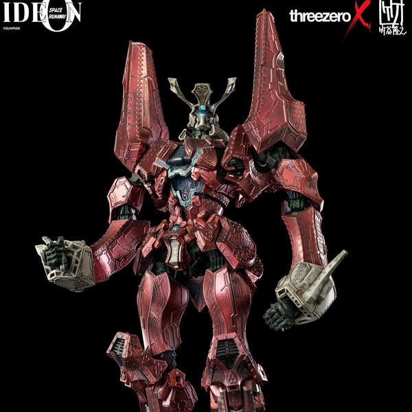 THREEZERO X TAKAYUKI TAKEYA IDEON 18IN COLLECTIBLE FIGURE