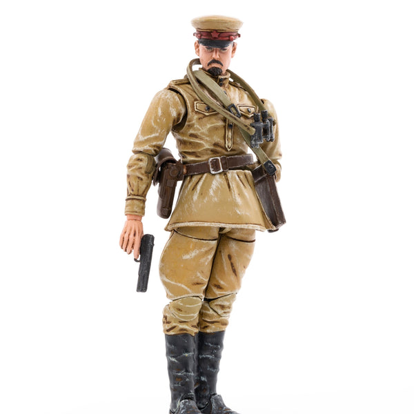 JOY TOY WWII SOVIET OFFICER 1/18 SCALE FIGURE
