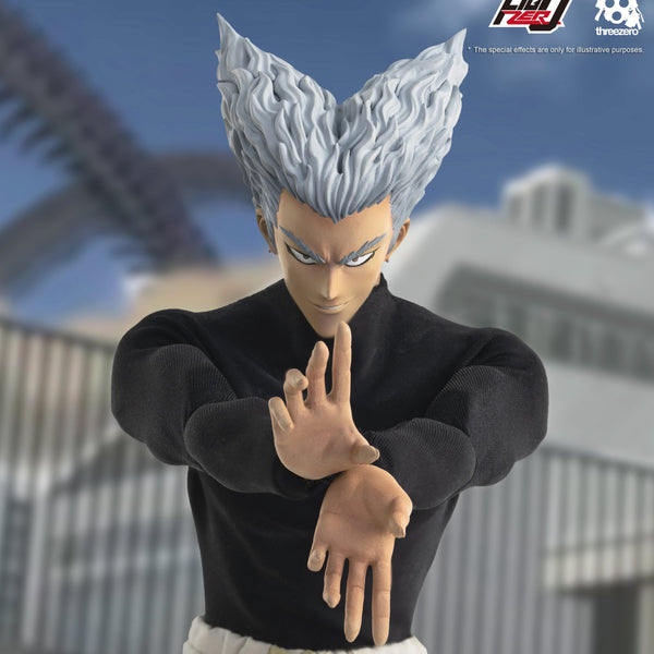 Threezero One-Punch Man FigZero Garou (Season 2) 1/6 Scale Figure