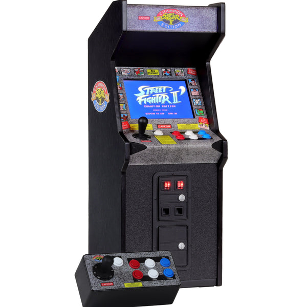 Street Fighter II x RepliCade 1/6 Scale Arcade Cabinet