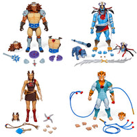 SUPER 7 THUNDERCATS ULTIMATES WAVE 2