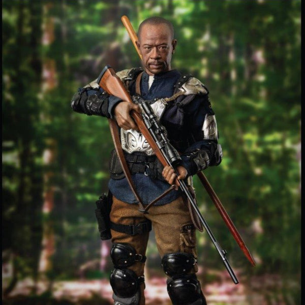 Threezero The Walking Dead Morgan Jones Season 7 1/6 Scale