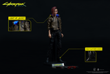 PureArts Cyberpunk 2077: V Female 1/6 Articulated Figurine