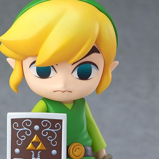Nendoroid 413 The Legend of Zelda: The Wind Waker HD Link
