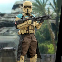 Hot Toys Rogue One: A Star Wars Story Shoretrooper Squad Leader 1/6 Scale Collectible Figure