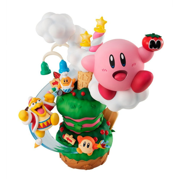 Kirby MEGAHOUSE Super Star Gourmet Race