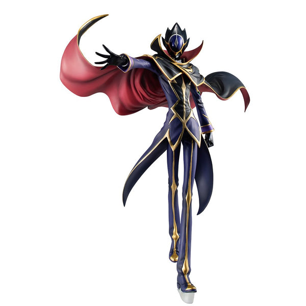 MEGAHOUSE CODE GEASS Lelouch of the Re;surrection G.E.M. ZERO