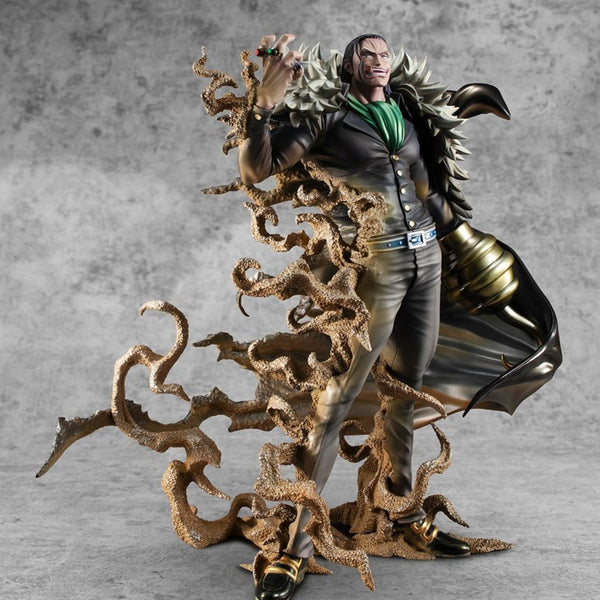 "ONE PIECE P.O.P. MEGAHOUSE MAS-MAXIMUM""Sir Crocodile"