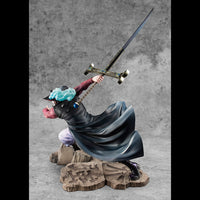 MEGAHOUSE NEO-MAXIMUM ONE PIECE P.O.P. Dracule Mihawk