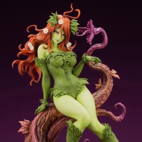 DC COMICS POISON IVY RETURNS BISHOUJO LTD ED PX STATUE